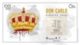 Онлайн-трансляция оперы 8 июня, 2100 МСК Джузеппе Верди - Дон Карлос (Болонья, 2018), англ. суб.