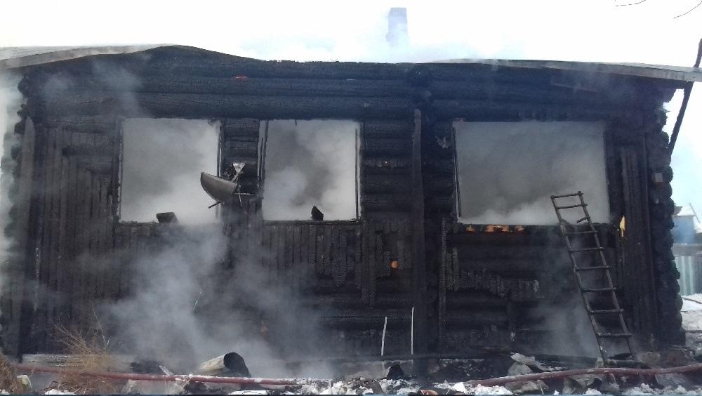 пожар, чайковский, 2019 год