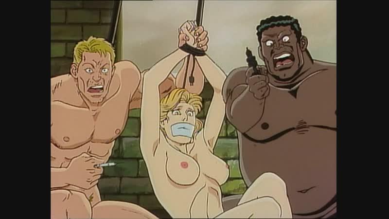 Mad Bull 34 - 01 [RUS озвучка] (боевик, аниме эротика, этти,ecchi, не хентай-hentai)