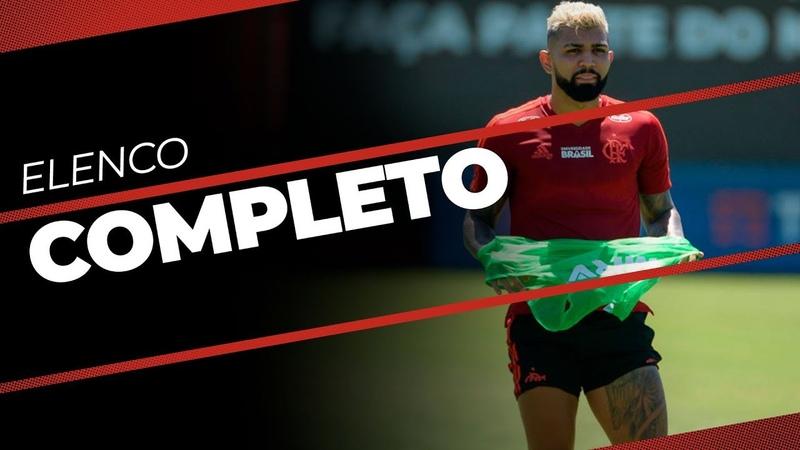 FLAMENGO SE REAPRESENTA APÓS A FLORIDA CUP