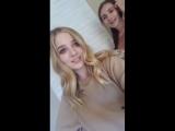 jackie evancho IG-livestream (31052018)