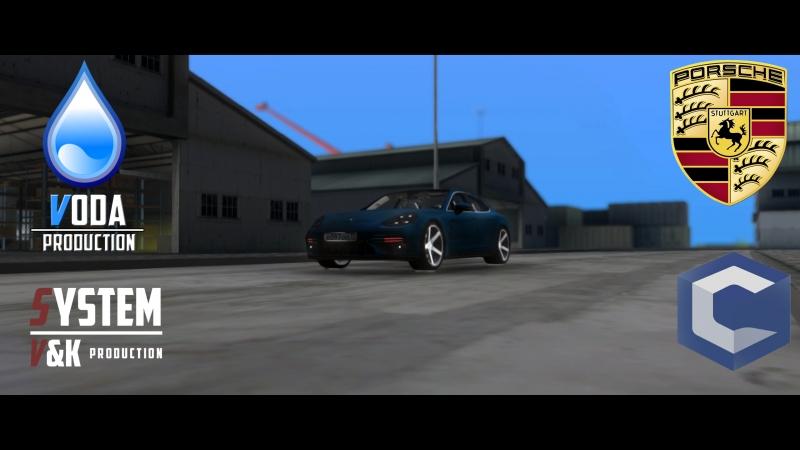 Porsche Panamera | 4K | Installation | Voda