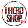 IHEROSHOP - Marvel, DC, Movie (мерч)
