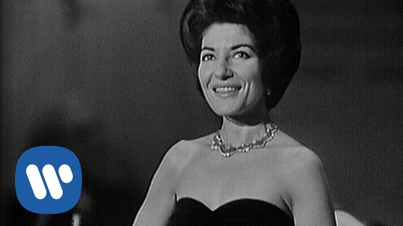 Maria Callas Live Bizets Carmen Habanera, Hamburg 1962