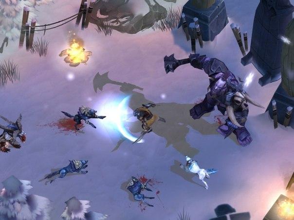 Скачать Dungeon Hunter 4 для android