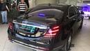 Mercedes Benz Maybach S560 Çakar Siren