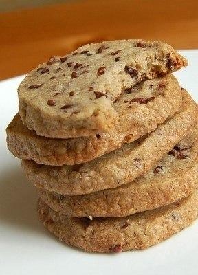 Диетическое печенье из гречки