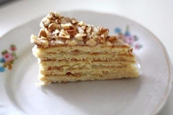 Торт на сковороде за полчаса. Безумно вкусный тортик