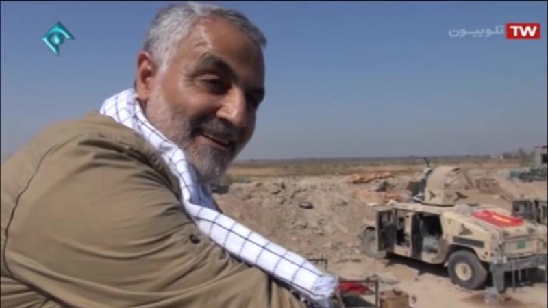 Iran IRGC Quds Haj Qassem Soleimani