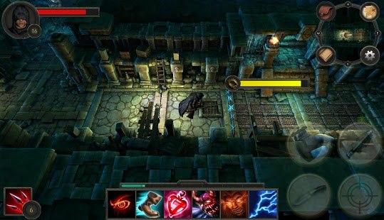 Скачать Rogue: Beyond The Shadows для android