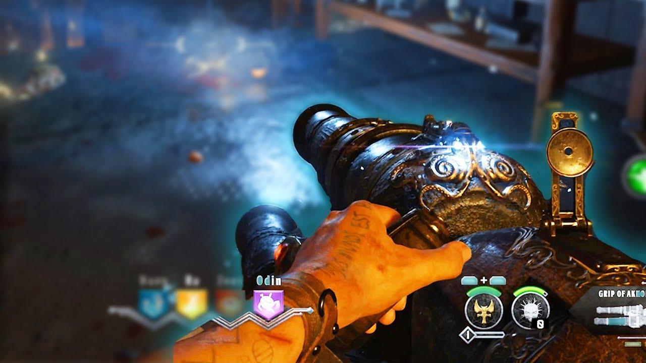 """Call of Duty: Black Ops 4 - Где найти оружие """"Кракена"""""""