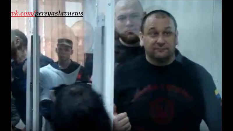 Бійців і командира Руслана Онищенка Добровольчого батальйону ТОРНАДО,в українських тюрмах піддають під тортури