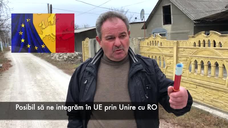 Unirea Acasă în s.Vărvăreuca, r.Floreşti
