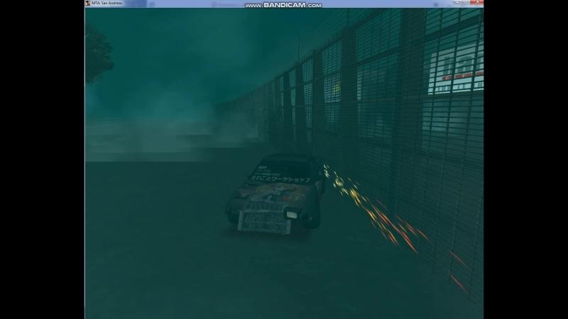 Дрифт ежик в тумане