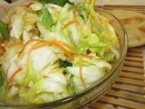 Рецепт - Капуста по-корейски