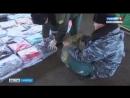 Партию поддельной одежды из Китая изъяли саратовские таможенники