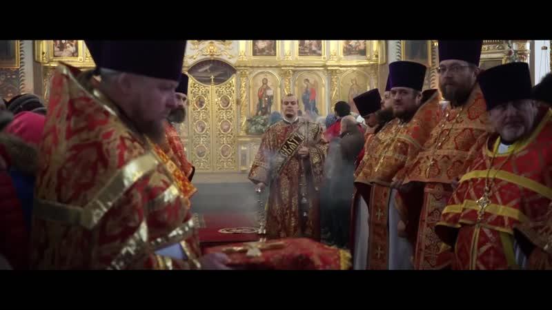 Свято Варваринский Собор г Пинск Престольный праздник 17 12 2018