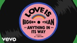 U2, Cheat Codes - Love Is Bigger Than Anything In Its Way