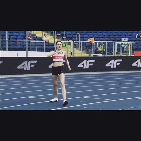 Мария Ласицкене Легкая атлетика Прыжки в высоту 2 02