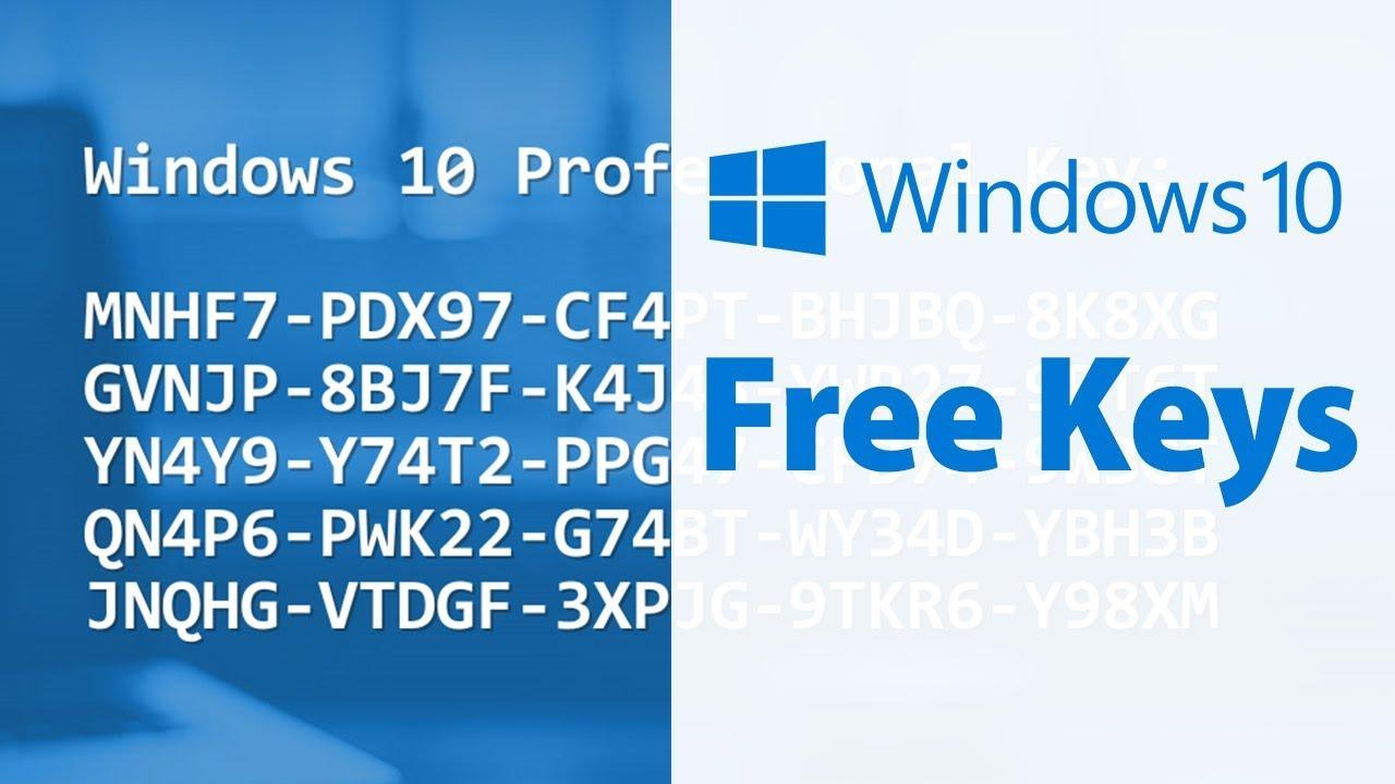 Свежие ключи активации для windows 10 2019 64 бит