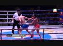 Бирманский бокс летхвей разрешён один тайм аут после нокаута Lethwei Nation Fight 9