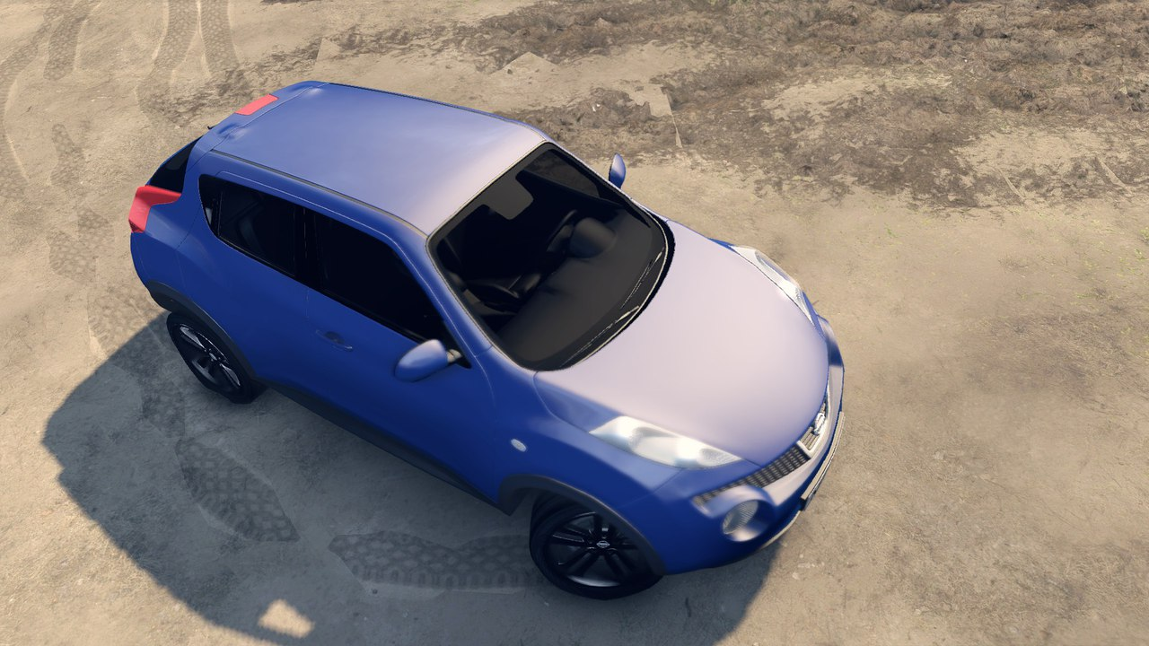 Nissan Juke для Spintires - Скриншот 1
