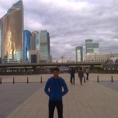 Алмасбек Жубан, 8 февраля 1992, Пермь, id185228038