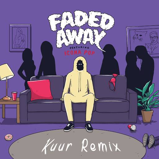 Sweater Beats альбом Faded Away (feat. Icona Pop) [Kuur Remix]
