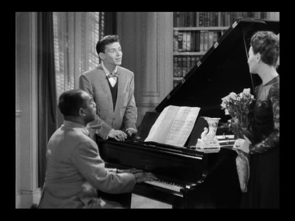 Frank Sinatra I Couldn't Sleep A Wink Last Night from Higher and Higher (1943)