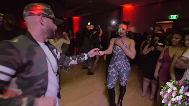 Осень . Яблоня поспела Танцуют Хорхе Атака и Таня Алемана. Аудио синтез Тольча .