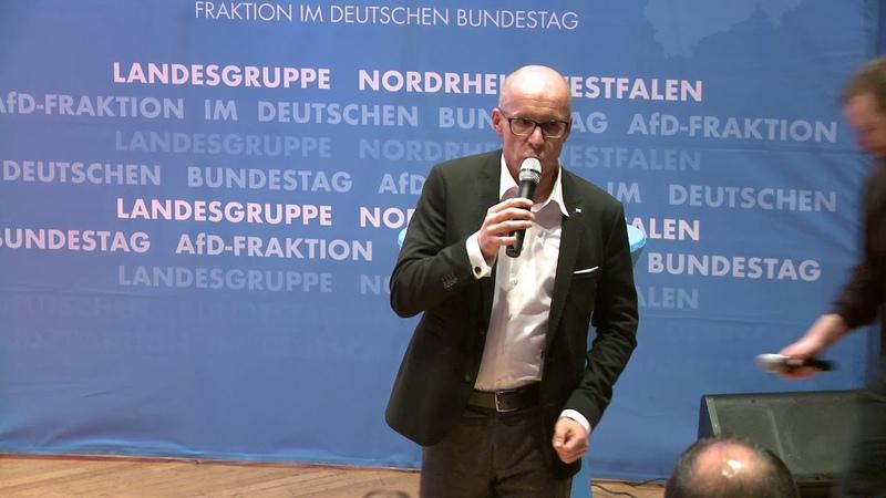 Brauchen wir ein bedingungsloses Grundeinkommen (BGE)? Jörg Schneider - AfD-Fraktion in Aachen