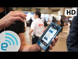 Elliptic Labs ultrasound gesturing demo at CEATEC 2013 | Engadget