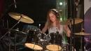 Александра Ковальская (весенний концерт Барабанной школы DrumClass)