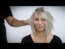 Silver Blonde Hair Color with Shadow Root Tutorial