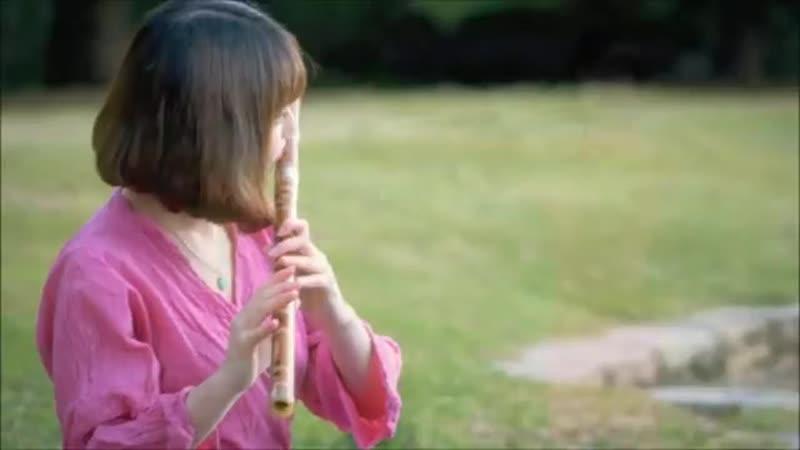 1 ชั่วโมง กับ❤ อาหมวยแก้มซาลาเปา Min Dong Bamboo Flute Best Music Chinese Instruments🎤💖💕 YouTube