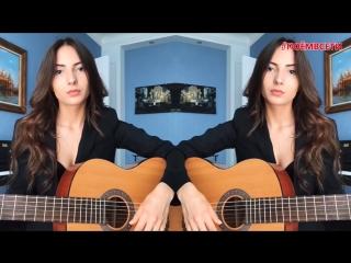 Terry - домофон (терри cover by шаргородская николь),красивая милая девушка классно спела кавер на песню,песни на тнт,поёмвсети