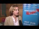 Beatrix von Storch AfD- Das -Blaue Wunder- - Ein Jahr AfD im Bundestag 24-09-2018