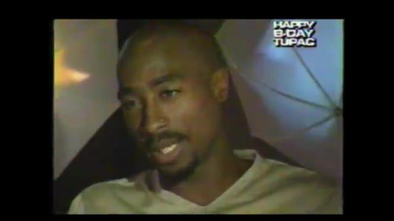 2Pac - (06.1996) Gridlockd Set Interview