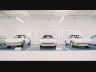 The Super-Secret White Porsche Collection