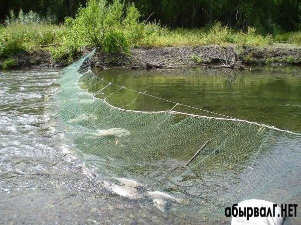 Учимся вязать рыболовные сети