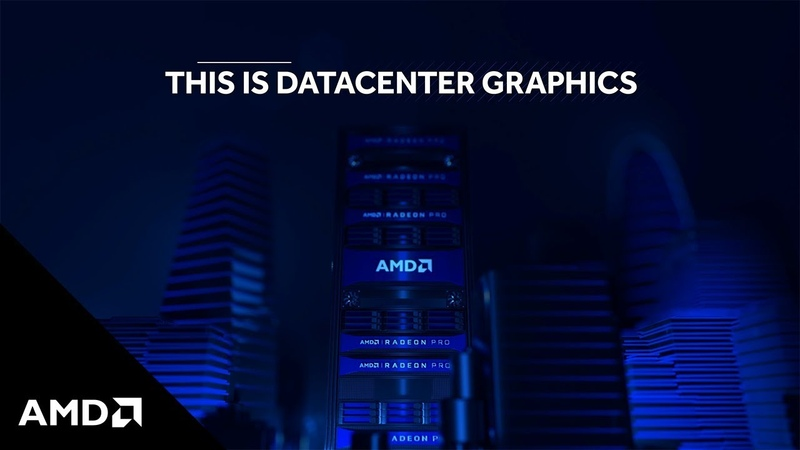 Introducing the AMD Radeon™ Pro V340 Graphics