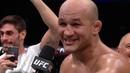 UFC Wichita: Junior Dos Santos - Octagon Interview