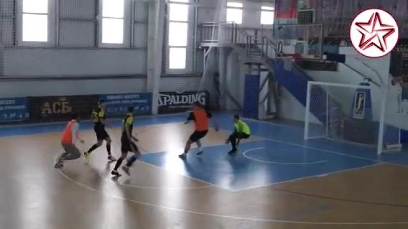 НЛФЛ Звезда 28.01.18. Winners - Единство (1) (online-video-cutter.com)