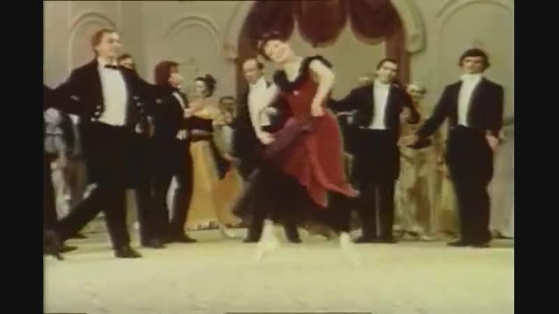 Валерий Гаврилин -- Анюта, Тарантелла. Екатерина Максимова (фильм-балет, 1982 г.)