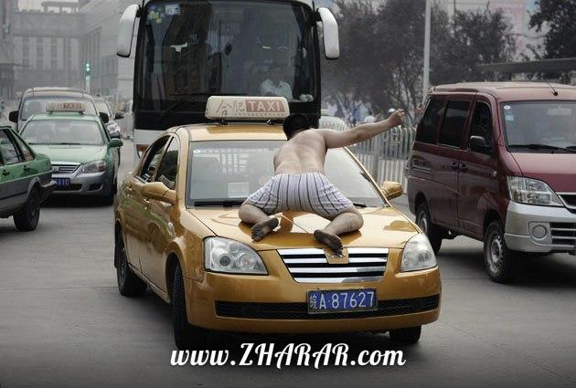 Қазақша Анекдот: Жігіт пен таксист