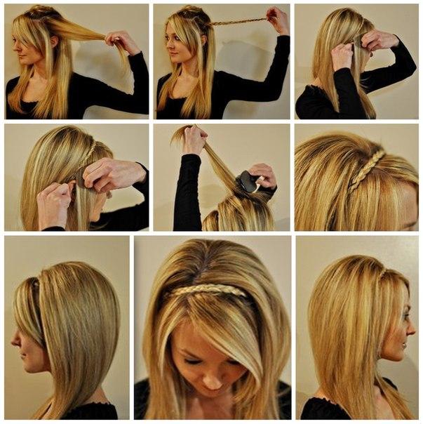 Прически для объема длинных волос