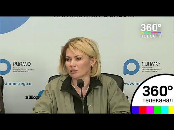 Екатерина Семенова и Всероссийское общество инвалидов подписали соглашение о сотрудничестве