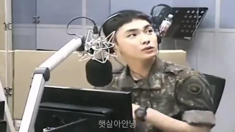 190716 Кибом на радио 국방FM 2