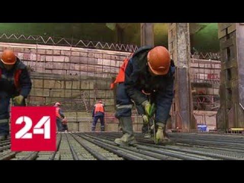 Четыре поезда на одной станции: Нижегородская станет крупнейшим пересадочным узлом - Россия 24
