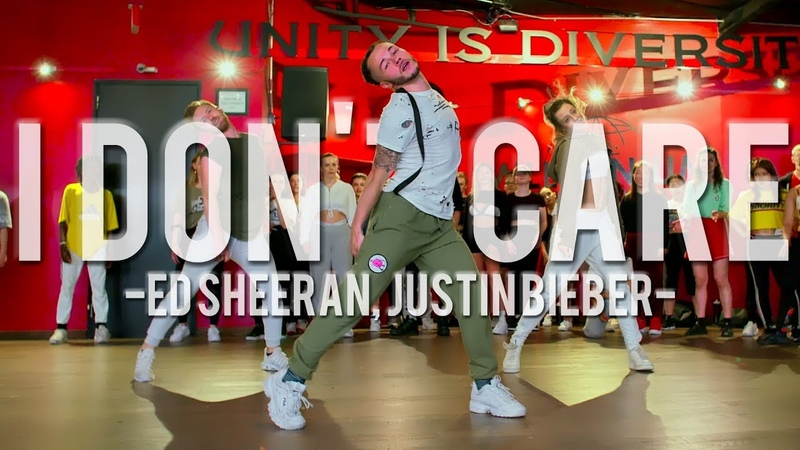 Ed Sheeran Justin Bieber - I Dont Care | Hamilton Evans Choreography